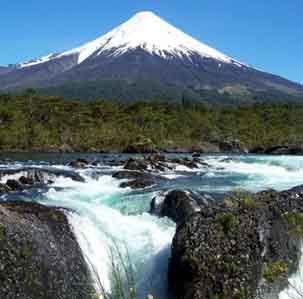 VulkanOrsono in den Ausläufern der Anden in Chile rund 2600 m hoch. Der Link geht zum Seniorentreff