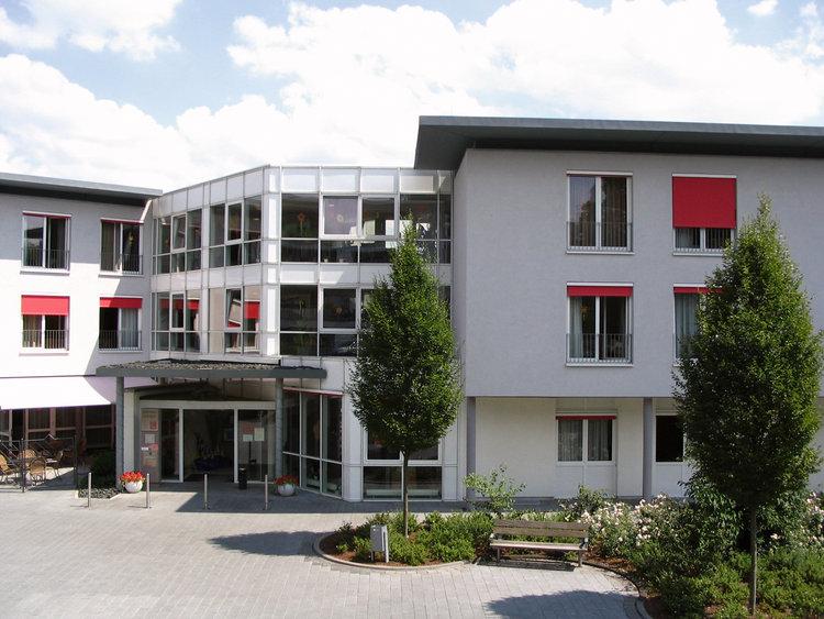 Firmengebäude Kursana Domizil Siegen, Theodor-Keßler-Haus